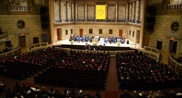 diploma ceremony 2014