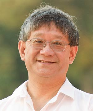 Xi-Cheng Zhang, Director of the Institute