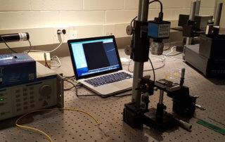 OPT468 Fall 2016 - Testing Setup